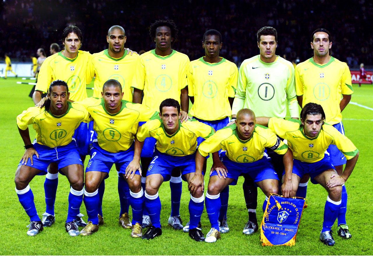 Обои для рабочего стола сборная бразилии