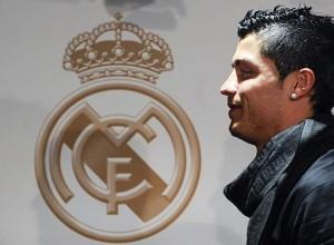C Ronaldo Real Madrid