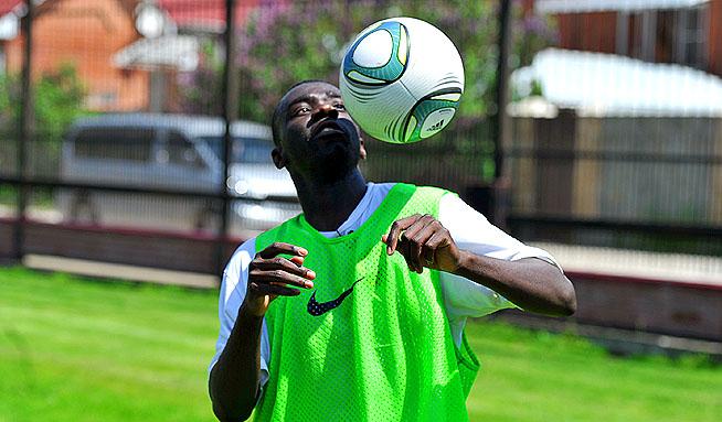 Футбольные уроки про финты