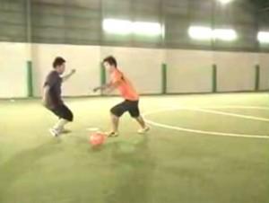 футбольные финты трюки видео