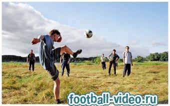 финты футбола