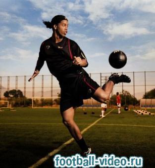 Видео футбольные финты