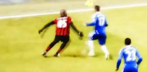 Футбольные финты - футбол на видео