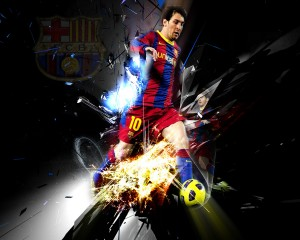 Секрет игры Лионеля Месси (Lionel Messi)