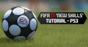 Финты FIFA 13 и новый геймплей