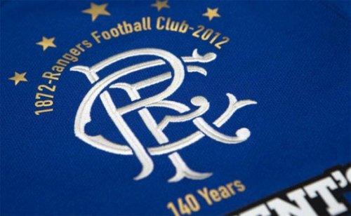 эмблема футбольного клуба Глазго Рейнджерс