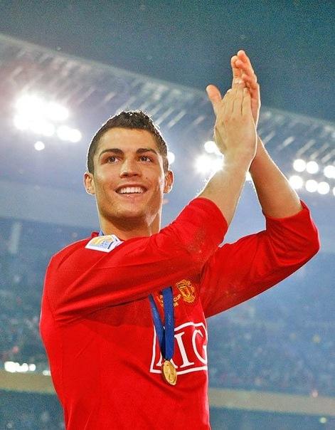 Криштиану Роналду один из лучших футболистов мира