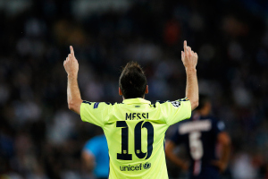 Paris Saint-Germain v FC Barcelona - UEFA Champions League