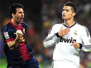 Кто же лучше Месси или Роналдо и почему они постоянно соревнуются
