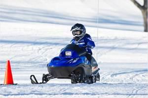 Лучше снегоходы для детей и их родителей