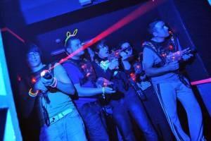 Где же в Москве можно недорого поиграть в лазертаг или лазерный пейнтбол